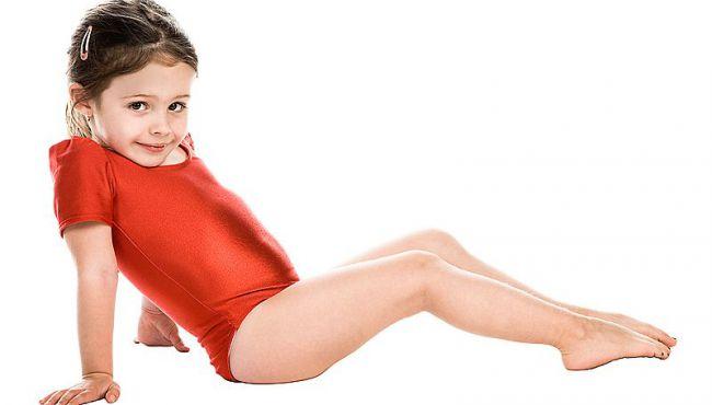 maluch, przedszkolak, gimnastyka