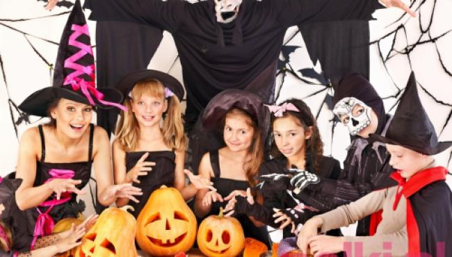 Halloween, przebrania na Halloween, stroje na Halloween