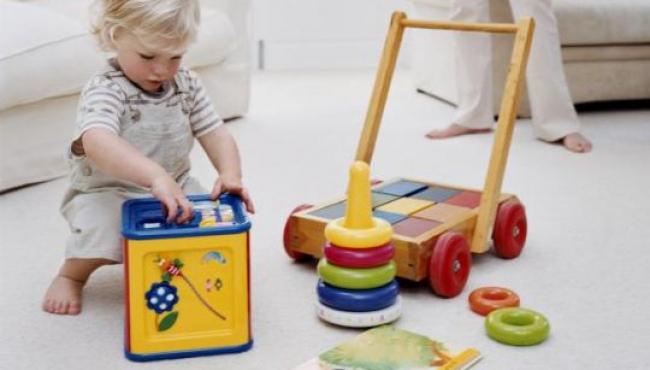 zabawki, dziecko, mama