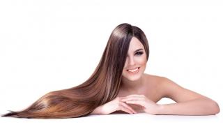 Włosy, pielęgnacja włosów, kobieta